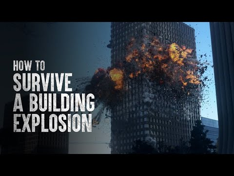 How to Survive a Building Explosion