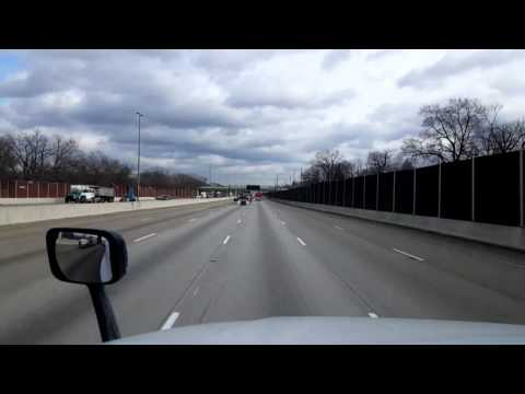 Bigrigtravels Live! - South Holland, Illinois to Lebanon, Indiana - Interstate 65 - February 1, 2017