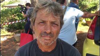 Portoferraio, il vicino che si è salvato: