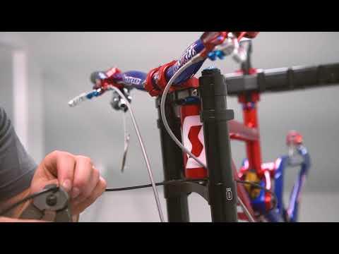 Hope Technology Bike Build: Adam Brayton's World Champs Gambler