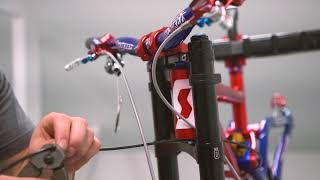 Hope Technology Bike Build: Adam Brayton's World Champs Gambler