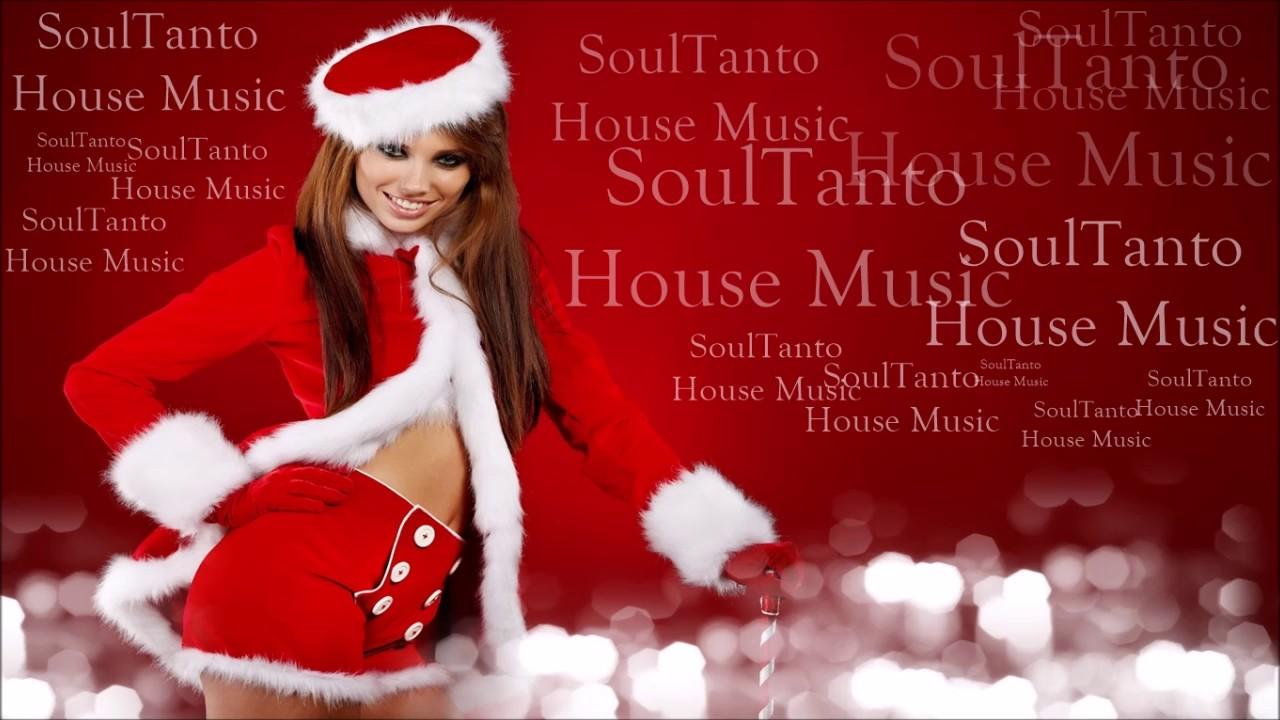 Soultanto house music merry christmas 2016 youtube for Christmas house music