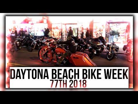 DAYTONA BEACH BIKE WEEK 2018
