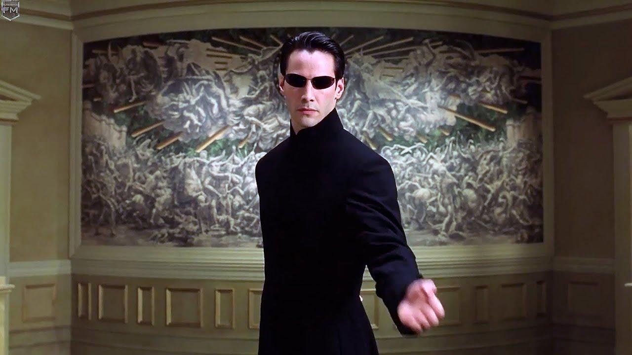 Download Neo vs Merovingian | The Matrix Reloaded [IMAX]