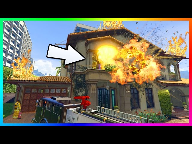 GTA 5 secrets: Destroying Michael's house, missing rooms and
