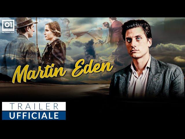 MARTIN EDEN (2019) con Luca Marinelli - Trailer Ufficiale HD