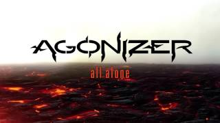 Agonizer - All Alone / All Alone - digisingle