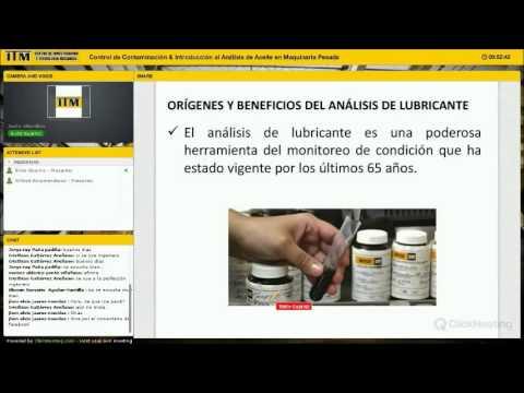 Control de Contaminación & Análisis de aceite - parte 1 - YouTube