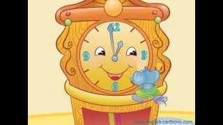 Английский обучающий музыкальный мультфильм Hello Happy Rhymes - Весёлые стишки-песенки