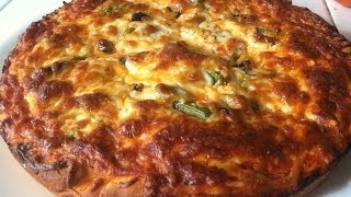 How To Make Pizza Hut Pan Pizza  (deep Dish) Recipe