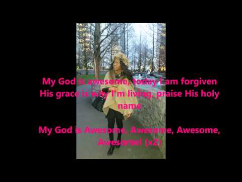 Charles Jenkins - My God is Awesome (Cover With Lyrics)
