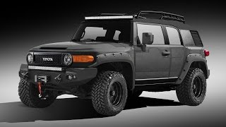 [B Is For Build] Fj Cruiser Adventure Vehicle