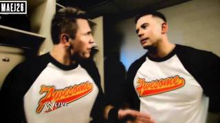 Miz & Alex Riley *all that