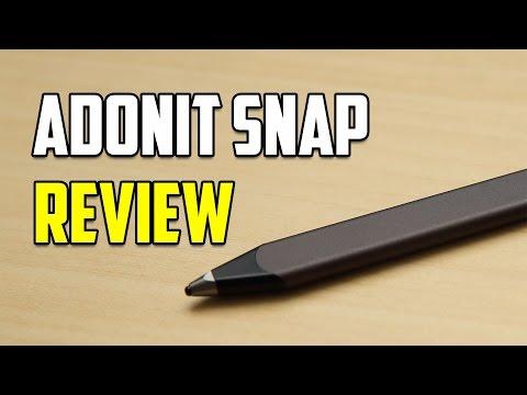 Adonit Snap Review