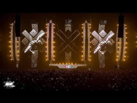 Robin Schulz & David Guetta & Cheat Codes - Shed A Light [Live @ Amsterdam Music Festival 2016]