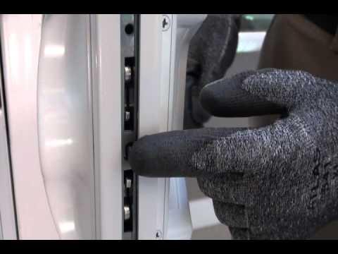 How To Adjust Sliding Glass Door Lock Handle