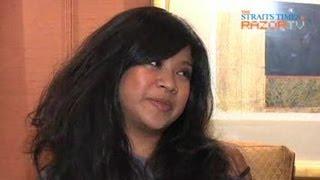 The Malaysian YouTube Sensation (Zee Avi Interview Pt 1)