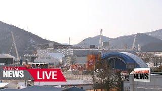 [LIVE/ARIRANG NEWS] Much anticipated 2018 PyeongChang Winter Olympics to kick off on Friday...
