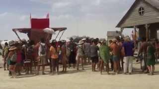 Burning Man | Something Freaky this Way Foams queue