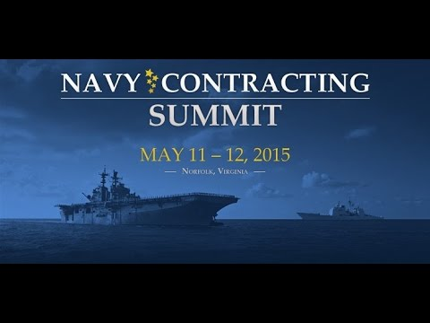Navy Contracting Summit '15