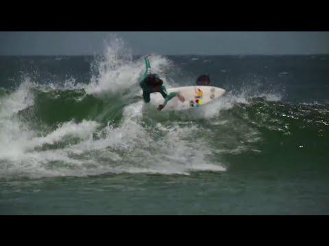 Sofia Mulanovich- Surf Academy Punta Hermosa, Peru