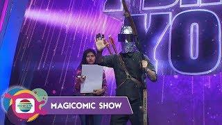 Si Pemanah Robert Stevan Hampir Memenangkan 'I Dare You' – Magicomic Show