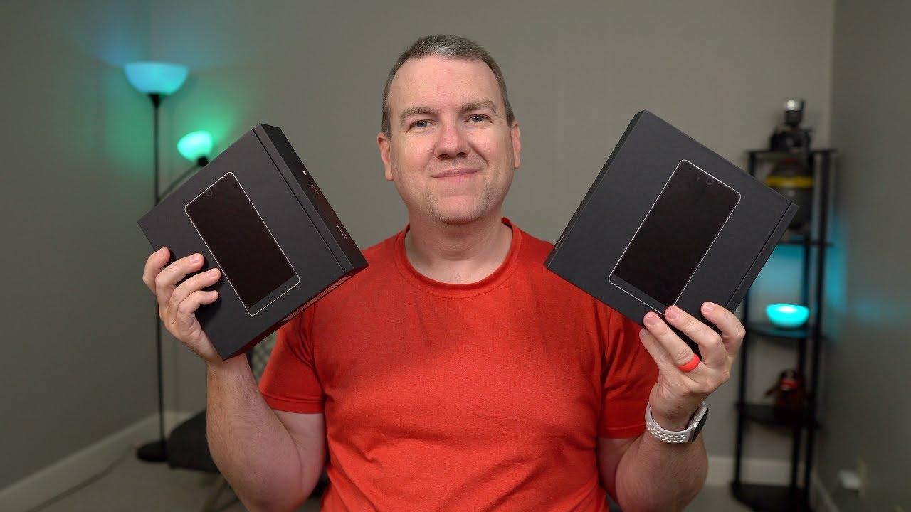 100K Subscriber Essential Phone Giveaway (2 Phones)!