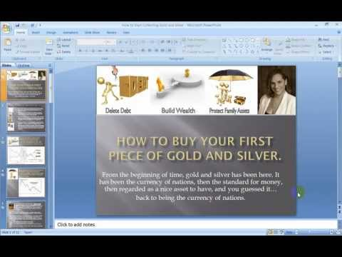 How to buy gold and silver: What You Need to Know Before Buying Your First Piece of Gold or Silver