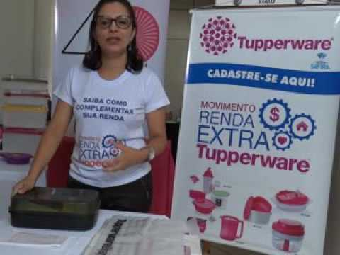 Segredinho Da Consultora Tupperware Youtube