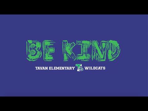A Message for Tavan Elementary School Scholars