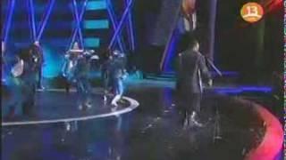 Don Omar - Blue Zone, Galactic Blues & Club 3000 (Festival Viña De Mar 2010) [Parte 2/21]