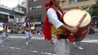 和光青年会‐①/浄運寺会場/第30回 フェスタまちだ2016 町田エイサー祭り