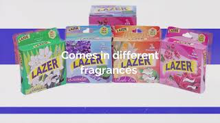 Lazer Air Freshener