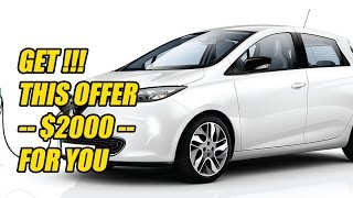 [HOT NEWS] Buy an electric car and New York will offer $2,000 for you