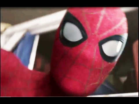 """Spidey Cam"" - Spiderman Vlog Airport Fight Footage w/ more scenes from Civil War"