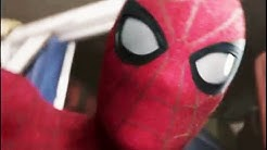 """""""Spidey Cam"""" - Spiderman Vlog Airport Fight Footage w/ more scenes from Civil War"""