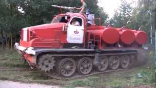 Militärfahrzeugtreffen Zeithainer Lustlager 2012 Sachsenring P3 Robur Lo Tatra 815 UAZ-452 IFA G5