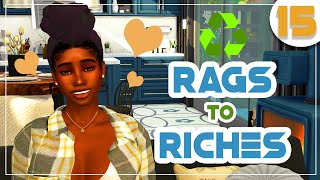 ♻️ Recycled Rags to Riches ♻️The Sims 4 Eco Lifestyle 🌿 #15 Meeting His Kids