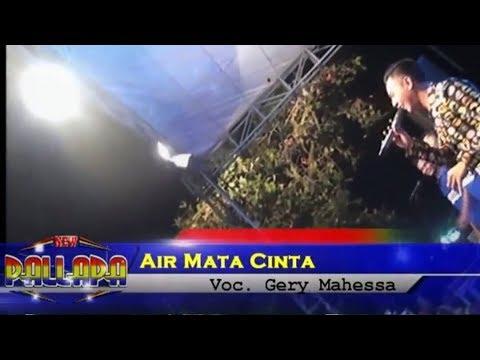 NEW PALLAPA LIVE SIJAMBE [15 September 2017] GERRY MAHESA - AIR MATA CINTA