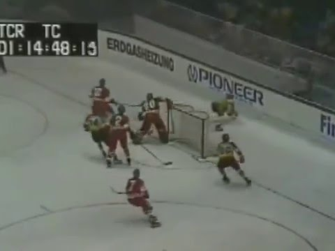 WC Hockey - 1978.05.04 - USSR Vs SWEDEN, Group Round