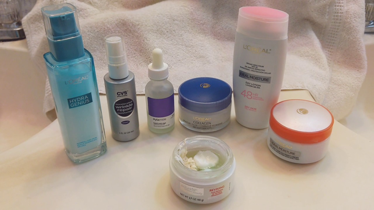 Skin care routine to remove acne scars