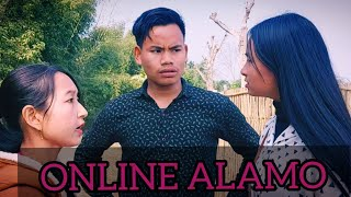 ONLINE ALAMO || KARBI FUNNY VIDEO || 2021