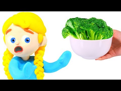 Do Kids Like Broccoli ??? ❤ Cartoons For Kids