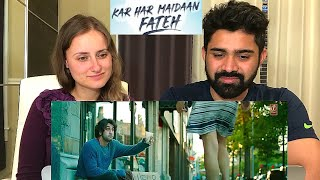 Kar Har Maidaan Fateh Reaction | Sanju | Ranbir Kapoor
