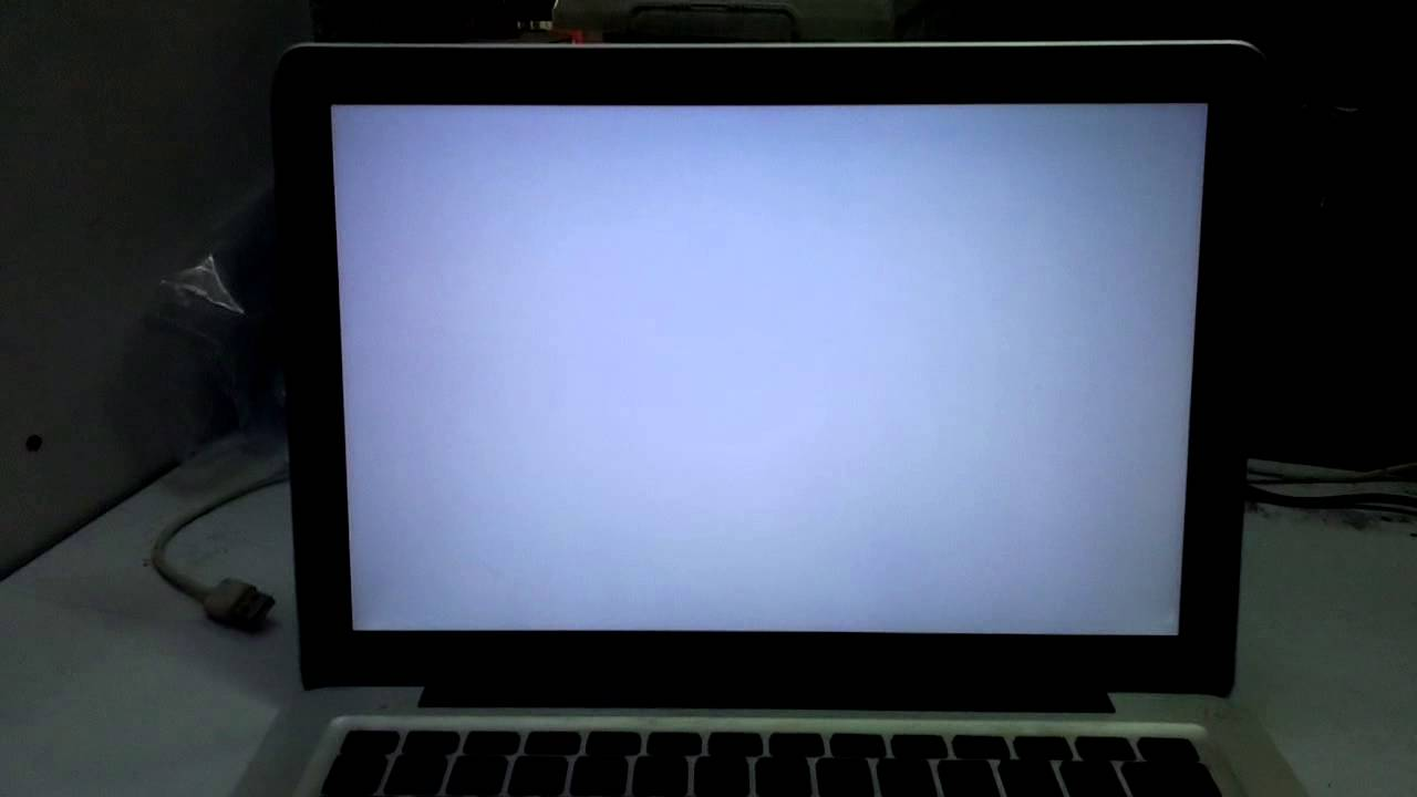 Image result for fix macbook white screen