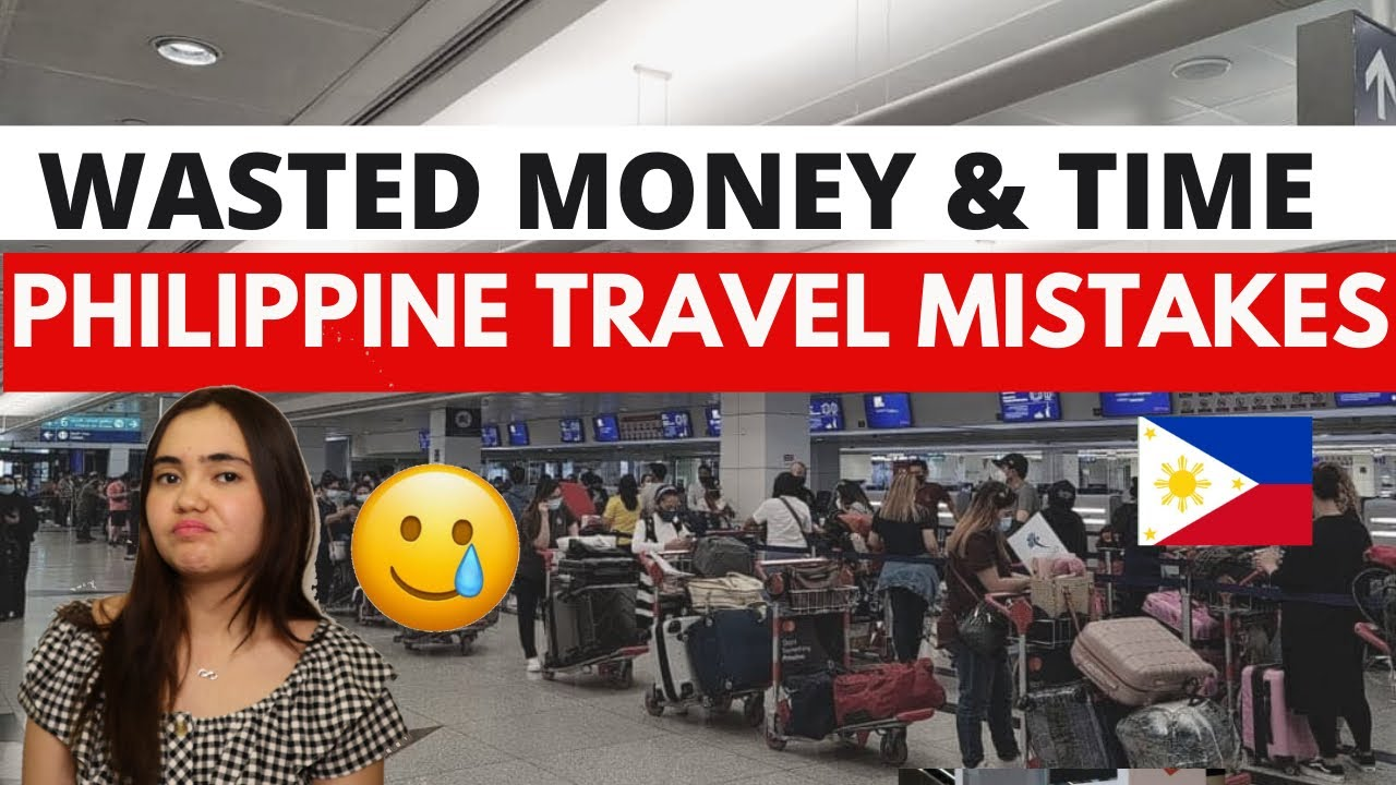 Download DONT MAKE THIS MISTAKE WHEN TRAVELING TO THE PHILIPPINES...
