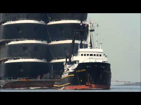 shipspotting Rotterdam 12-03-2011