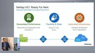 NetApp Enterprise Scale Hyperconverged Infrastructure with Gabriel Chapman