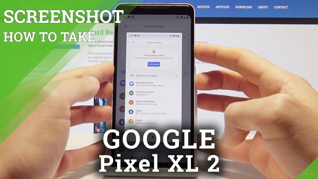 Screenshot GOOGLE Pixel 8a, Mehr anzeigen - HardReset.info
