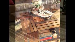 Easy Diy Coffee Table Decor Ideas